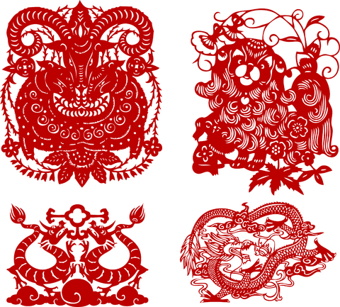 Chinese Tattoo Designs