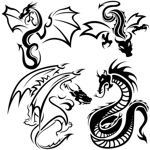 Welcome folks, today I want post interesting topic about dragon tattoo uk
