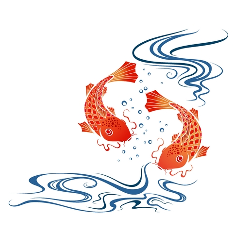 Japanese Tattoo Designs Especially Japanese Sleeve Koi Fish Tattoos Picture