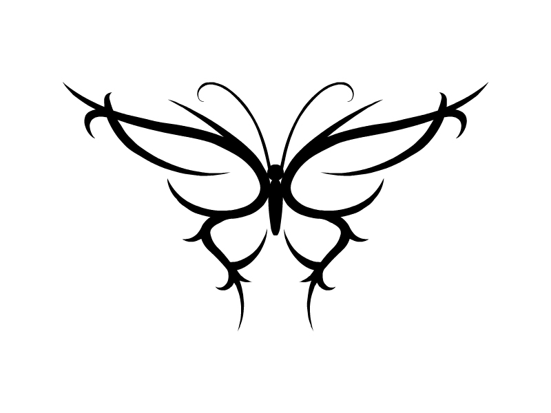 Tribal_Butterfly